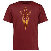 Arizona State Sun Devils Big & Tall Classic Primary T-Shirt - Scarlet