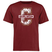 Charleston Cougars Big & Tall Classic Primary T-Shirt - Scarlet