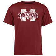 Mississippi State Bulldogs Big & Tall Classic Primary T-Shirt - Scarlet