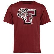 Fordham Rams Big & Tall Classic Primary T-Shirt - Scarlet