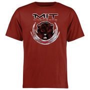 MIT Engineers Big & Tall Classic Primary T-Shirt - Scarlet