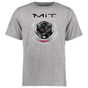MIT Engineers Big & Tall Classic Primary T-Shirt - Ash
