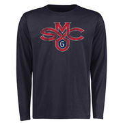 Saint Mary's Gaels Big & Tall Classic Primary Long Sleeve T-Shirt - Navy