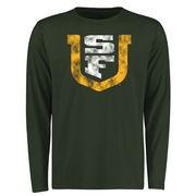 San Francisco Dons Big & Tall Classic Primary Long Sleeve T-Shirt - Green
