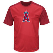Los Angeles Angels Majestic It's Our Goal Cool Base T-Shirt - Red