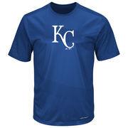 Kansas City Royals Majestic It's Our Goal Cool Base T-Shirt - Royal