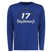 Ricky Stenhouse Jr. Race Day Long Sleeve T-Shirt - Royal
