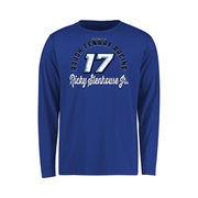 Ricky Stenhouse Jr. Youth Race Day Long Sleeve T-Shirt - Royal