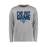 Saint Mary's Gaels Youth Got Game Long Sleeve T-Shirt - Ash