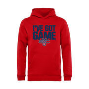 Saint Mary's Gaels Youth Got Game Pullover Hoodie - Red