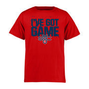 Saint Mary's Gaels Youth Got Game T-Shirt - Red