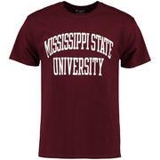 Mississippi State Bulldogs Champion University T-Shirt - Maroon