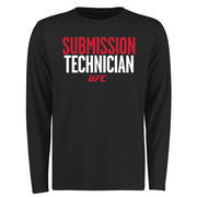 Submission Long Sleeve T-Shirt - Black