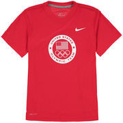 Team USA Nike Youth Legend Performance T-Shirt - Red