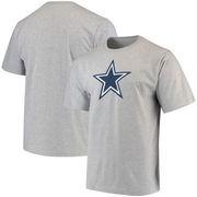 Dallas Cowboys Ash Logo Premier T-shirt