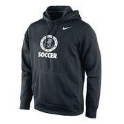 Team USA Soccer Nike Sport KO Performance Pullover Hoodie - Black