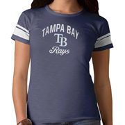 Tampa Bay Rays '47 Women's Game Time T-Shirt - Navy