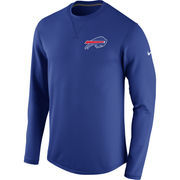 Buffalo Bills Nike Modern Sideline Sweatshirt - Royal