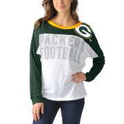 Green Bay Packers Women's Ralph Long Sleeve T-Shirt - Green