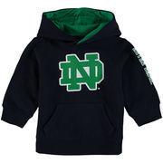 Notre Dame Fighting Irish Colosseum Newborn & Infant Big Logo Pullover Hoodie - Navy