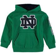 Notre Dame Fighting Irish Colosseum Newborn & Infant Big Logo Pullover Hoodie - Green