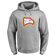 Winthrop Eagles Classic Primary Logo Pullover Hoodie - Ash