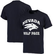 Nevada Wolf Pack Champion Tradition T-Shirt - Navy