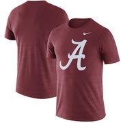 Alabama Crimson Tide Nike Ignite T-Shirt - Crimson