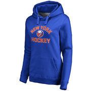 New York Islanders Women's Overtime Pullover Hoodie - Royal