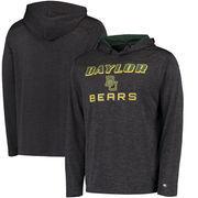 Baylor Bears Colosseum Wingman Hooded T-Shirt - Black