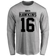 Andrew Hawkins Player Issued Long Sleeve T-Shirt - Ash