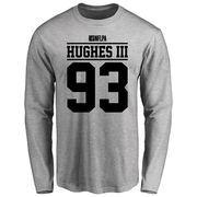 John Hughes Player Issued Long Sleeve T-Shirt - Ash