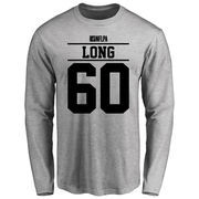 Spencer Long Player Issued Long Sleeve T-Shirt - Ash