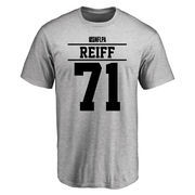 Riley Reiff Player Issued T-Shirt - Ash