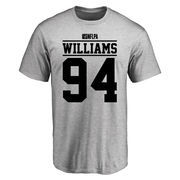 Mario Williams Player Issued T-Shirt - Ash