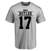 Jeremy Butler Player Issued T-Shirt - Ash
