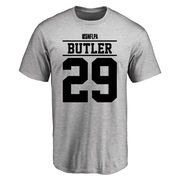 Mario Butler Player Issued T-Shirt - Ash