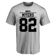 Brandon Myers Player Issued T-Shirt - Ash