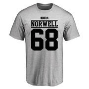 Andrew Norwell Player Issued T-Shirt - Ash