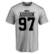 Mario Addison Player Issued T-Shirt - Ash