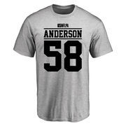 Jonathan Anderson Player Issued T-Shirt - Ash