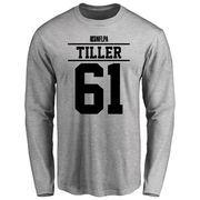 Andrew Tiller Player Issued Long Sleeve T-Shirt - Ash