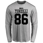 Andrew Turzilli Player Issued Long Sleeve T-Shirt - Ash