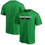 Mississippi Valley State Delta Devils Fanatics Branded Team Strong T-Shirt - Kelly Green