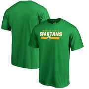 Norfolk State Spartans Fanatics Branded Team Strong T-Shirt - Kelly Green