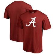 Alabama Crimson Tide Primary Logo T-Shirt - Crimson