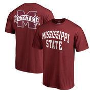 Mississippi State Bulldogs Primetime T-Shirt - Maroon