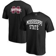 Mississippi State Bulldogs Primetime T-Shirt - Black