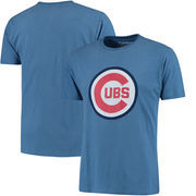 Chicago Cubs Wright & Ditson Vintage T-Shirt - Royal