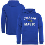 Orlando Magic Youth Victory Arch Pullover Hoodie - Royal